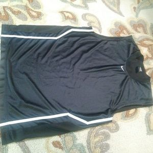 Nike workout black tank. Size Large.